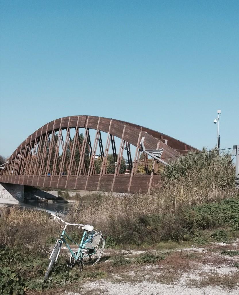 Ponte legno rimini