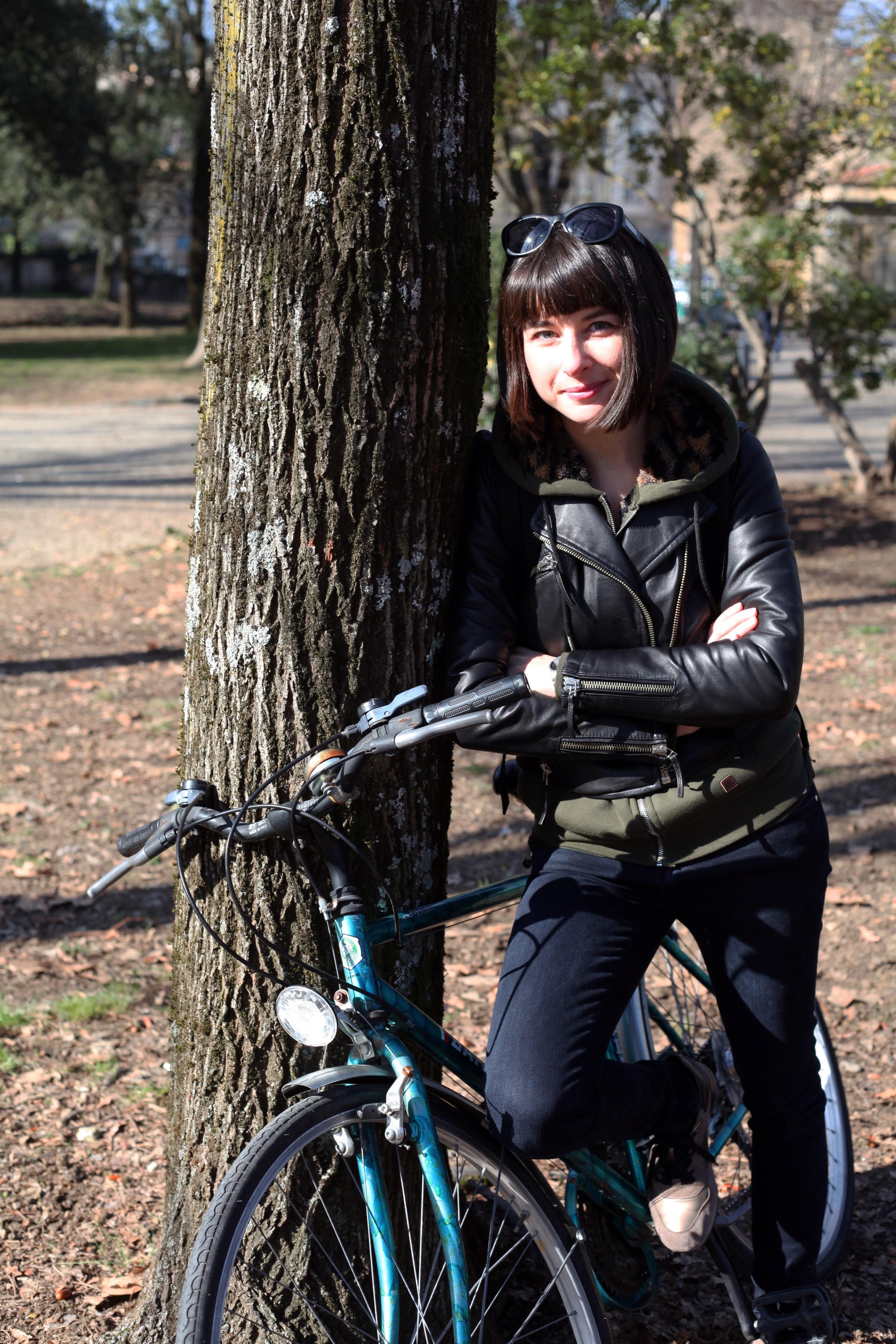 Lisa Bartali E Il Suo Bike Blog Ispirato Al Nonno Famoso Mamma E