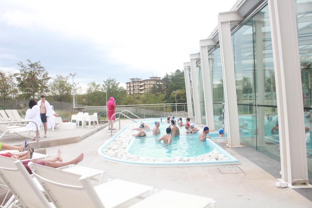 Le piscine termali theia di chianciano e la gioia di - Piscine theia chianciano ...