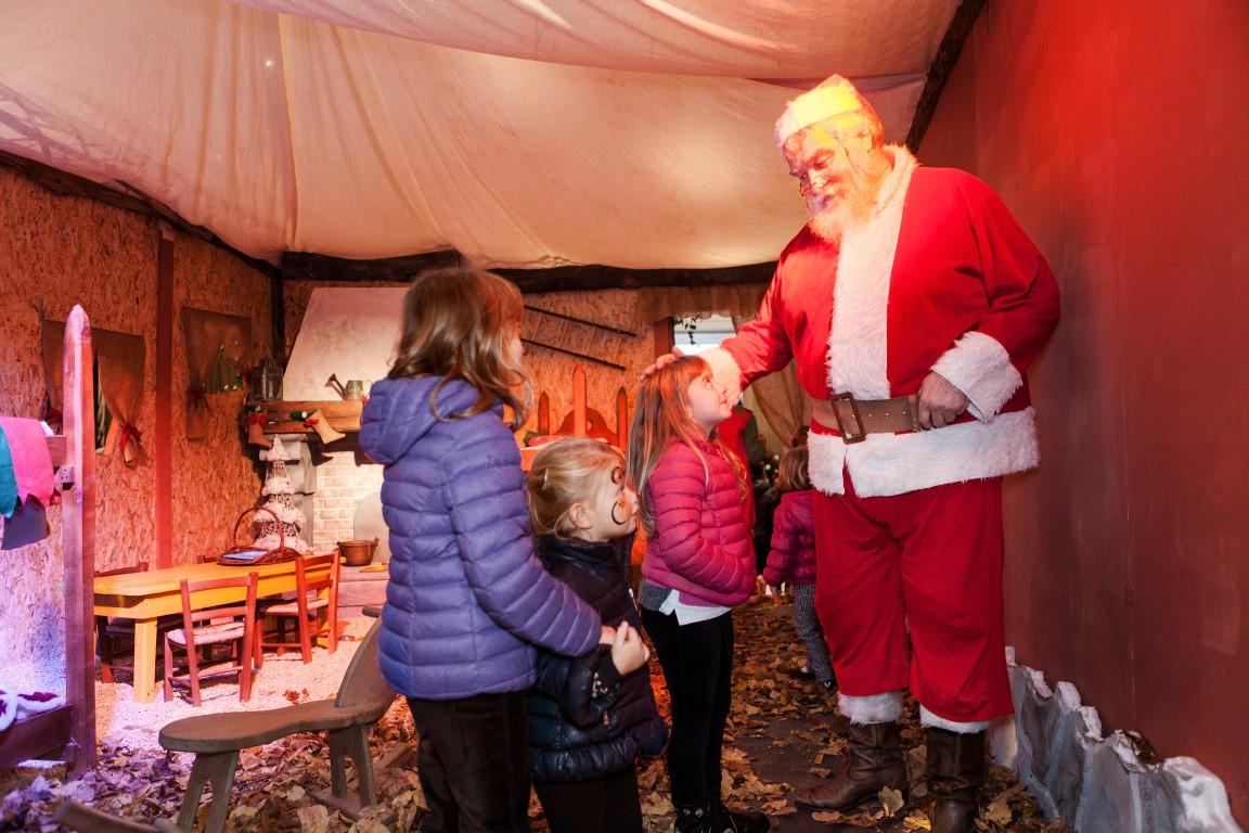 Babbo Natale è a Chianciano e noi lo seguiamo