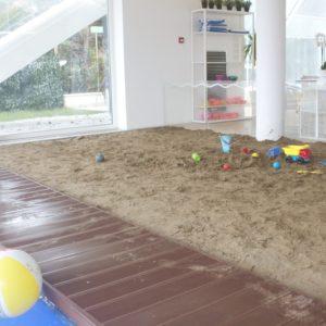 Winter Beach: la spiaggia entra all'Atlantic hotel di Riccione… per tutta la famiglia