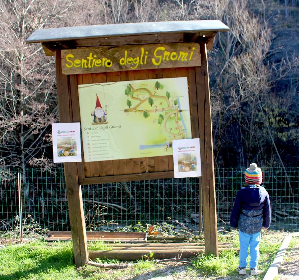 Una giornata a Bagno di Romagna tra gnomi, natura e terme