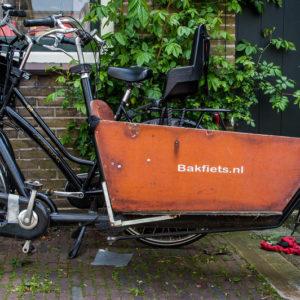 Rimini in bici, sempre più mamme in cargobike