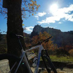 In E-Bike sulle colline riminesi