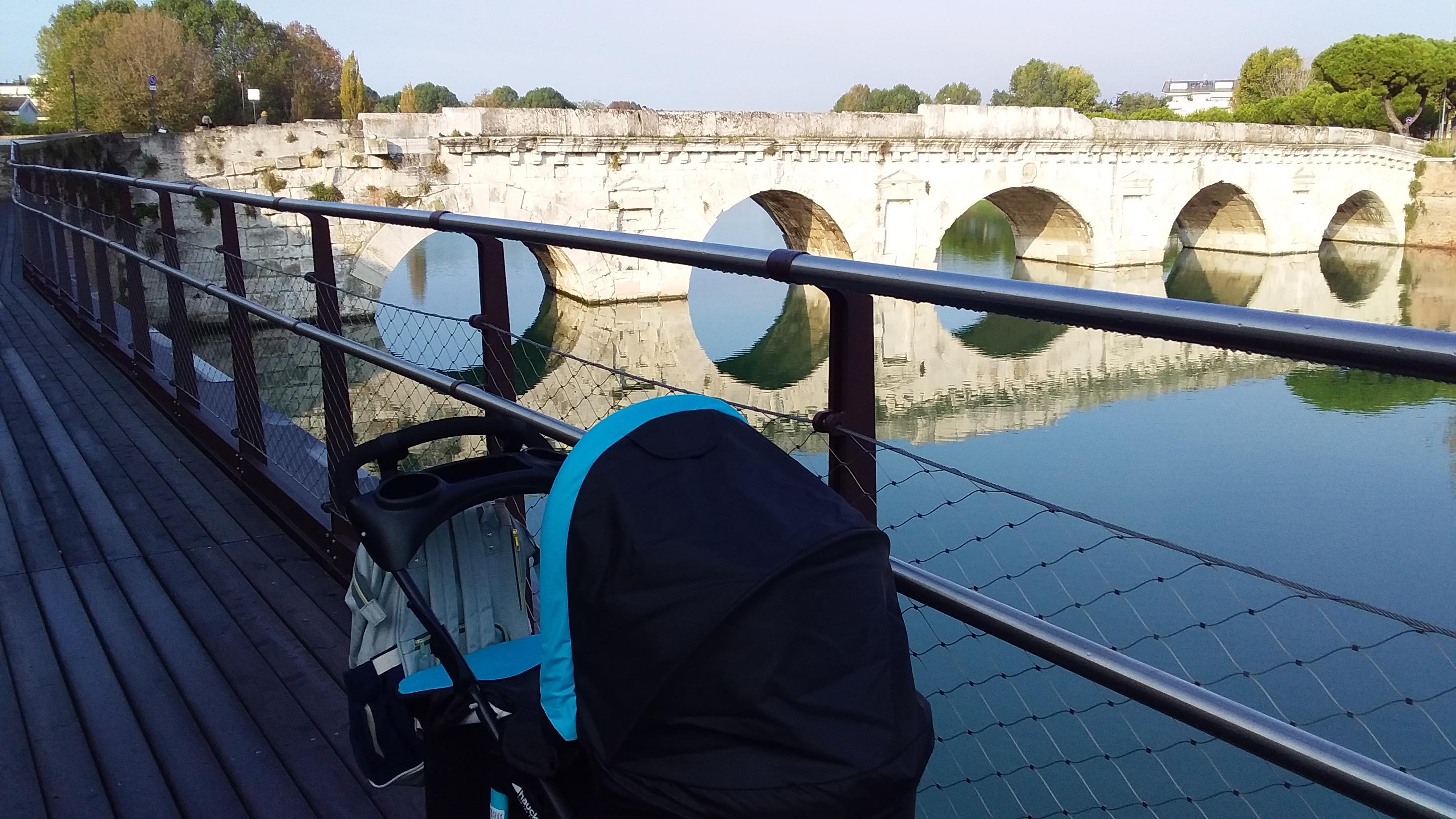 Rimini baby-friendly: perché amarla con un neonato