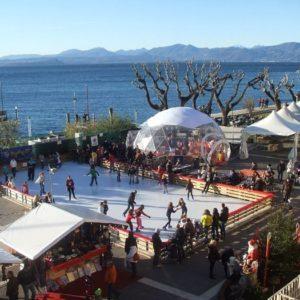 La magia del Natale sul Lago di Garda… in bicicletta