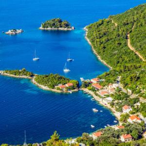 Croazia in famiglia e l'idea di noleggiare una barca