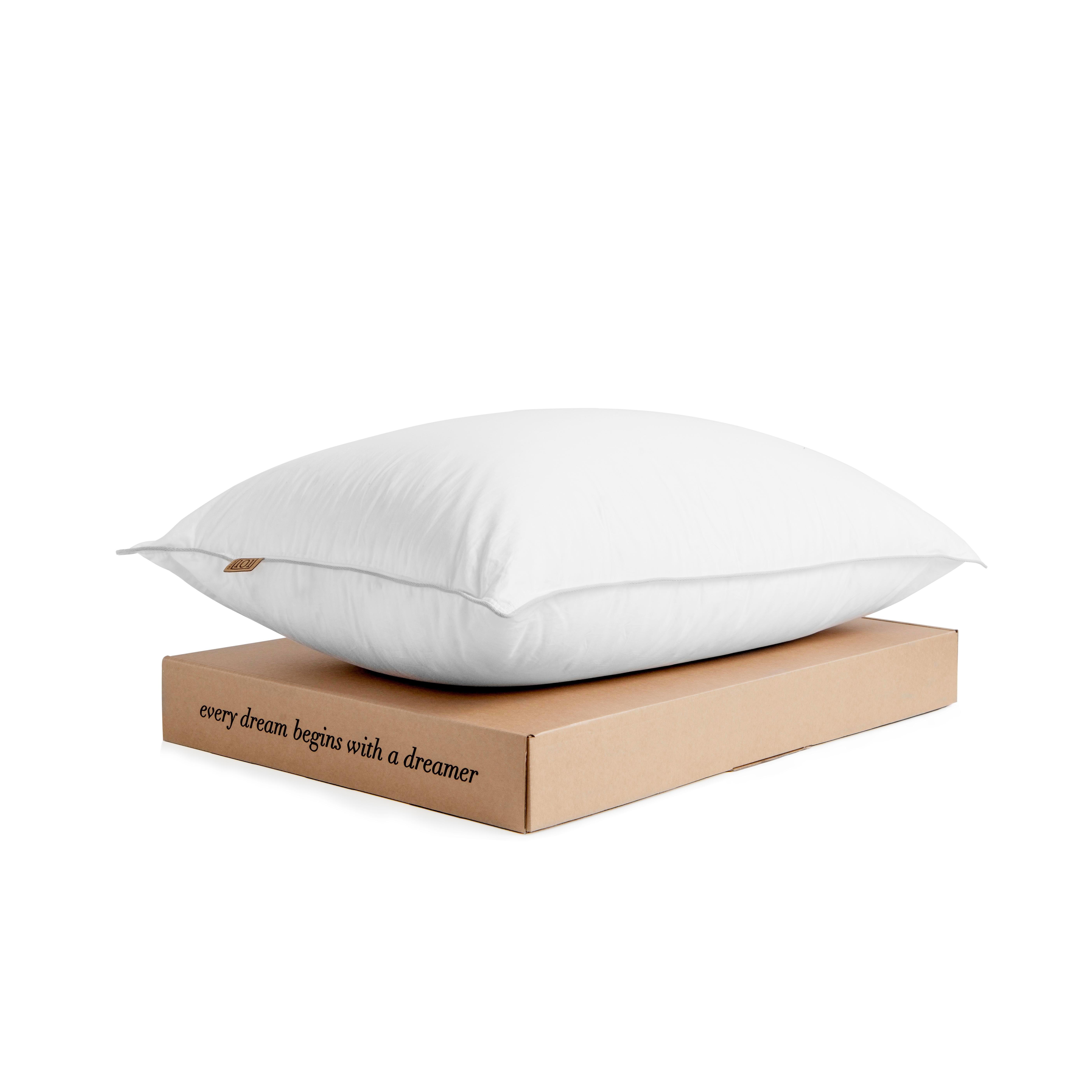 Sognatrice part-time con il cuscino giusto
