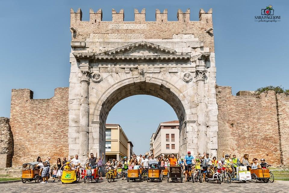 Rimini pedala in cargo