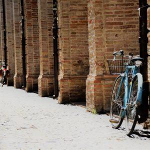 Il bello di pedale sulle ciclabili di Rimini, anche con la pandemia