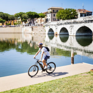 Rimini e dintorni in e-bike con Emotion Bike
